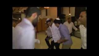 ריקודים תימניים בחתונה   חלק א