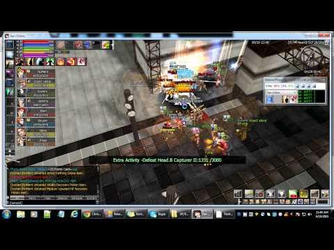 Ran Online GS Auto-Skiller