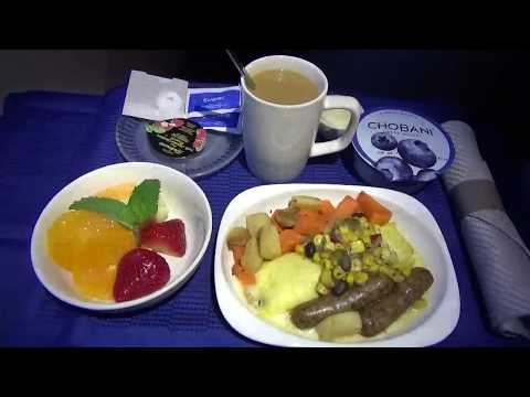 United Airlines 923 - LAX to LHR - Business Class