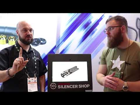 Silencer Ownership Simplified - Silencer Shop SHOT Show 2018