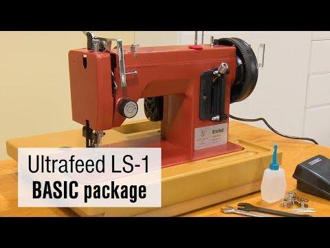 Sailrite Ultrafeed® LS-1 BASIC Walking Foot Sewing Machine
