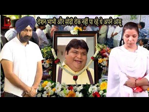 Xxx Mp4 Taarak Mehta Show 39 S TV Couple Roshan Bhabhi Sodhi Singh Break Down In Hathi Bhai Died 3gp Sex