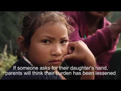 No Mountain Too High - Ending child marriage in Nepal