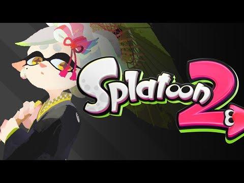 SPLATOON 2: Quest for the Best Girl