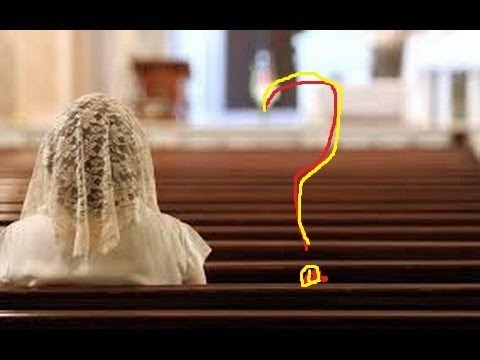 DO LADIES NEED TO WEAR A VEIL WHEN THEY PRAY??