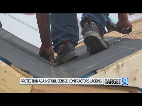 Michigan's protections against unlicensed contractors lacking