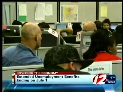 Unemployment benefits ending