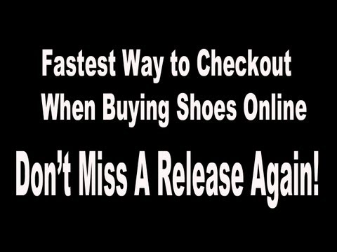 Best Fast Way To Get Online Shoe Releases From Nike.com Kith Finishline