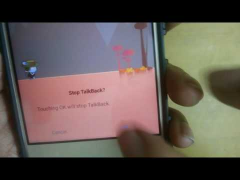 How To Disable Talkback in Xiaomi Redmi Note 3, Note 4 And other Xiaomi Phones
