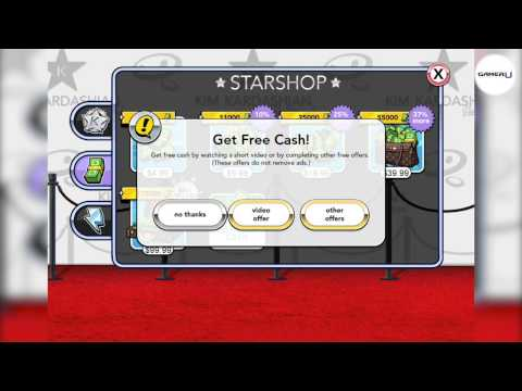 How to Get Free Cash and K-Stars in Kim Kardashian: Hollywood Game