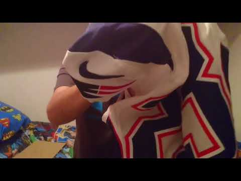 New England Patriots 'Game Worn' NFL Jersey Review