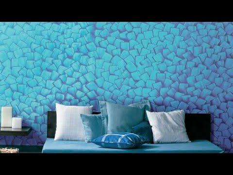 Asian Paints Royale Play Spatula Metallic Texture Design