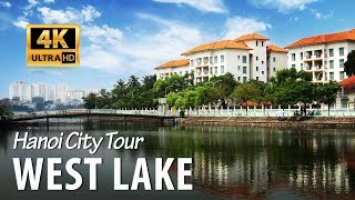Download West Lake Hanoi (Hồ Tây) - Best Place To Live In Hanoi Video