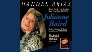 Joshua Part Iii Hark Tis The Linnet And The Thrush Handel