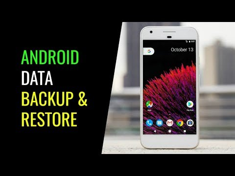 How to Backup And Restore Android Phone