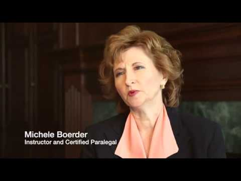 The Benefits of a Paralegal Studies Certificate Program