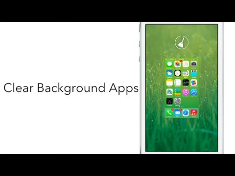 Clear Background Apps