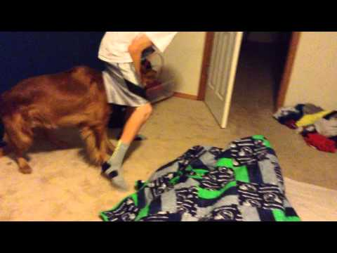 Warm water prank (makes you pee the bed)