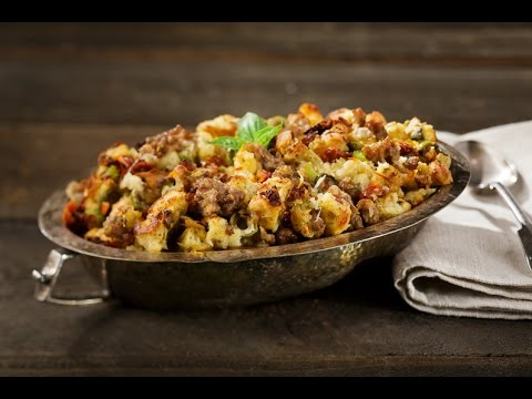 Recipe: Traditional Italian Sausage Stuffing