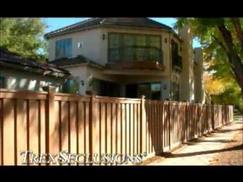 Trex Seclusions Fence Promotional Video 2007