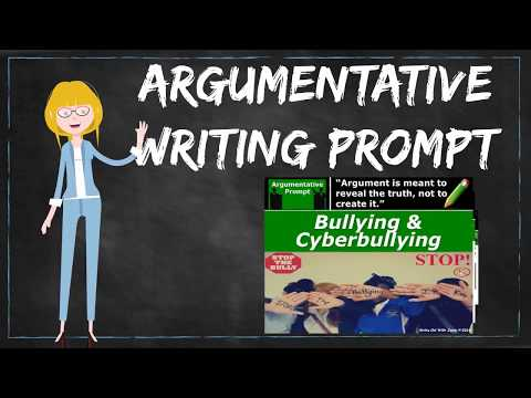 How to Write an Argumentative Essay Preview - Bullying and Cyberbullying