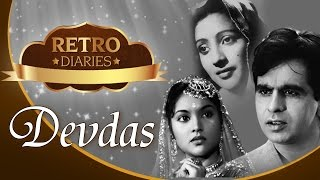 The Story Of Devdas [1955] | Dilip Kumar, Vyjayanthimala, Suchitra Sen | Retro Diaries