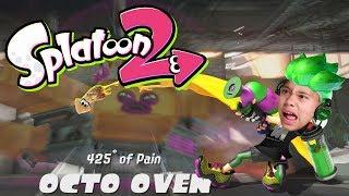 SPLATOON 2: OCTO OVEN ATTACKS EVAN!!!