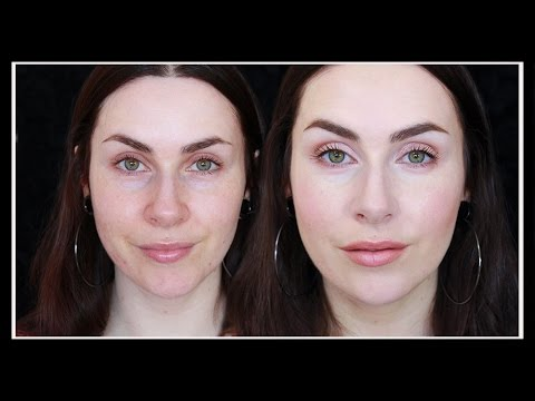 Natural Bride Full Face Makeup Lesson for Dry Skin | LetzMakeup