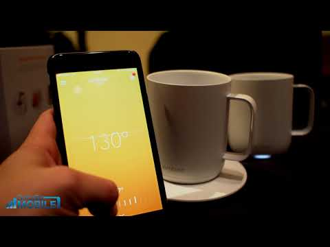 Coffee Mug Will Keep Your Coffee At the Perfect Temp Forever