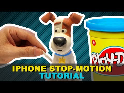 Stop Motion Animation Tutorial Using Your iPhone Or Android Device
