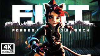 F.I.S.T.: FORGED IN SHADOW TORCH All Cutscenes (Game Movie) 4K 60fps Ultra HD