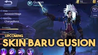 Gusion Hairstylist New Skin Videos 9videos Tv