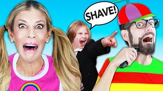 KIDS Turn Into ADULTS & PARENTS Turn Into KIDS Challenge