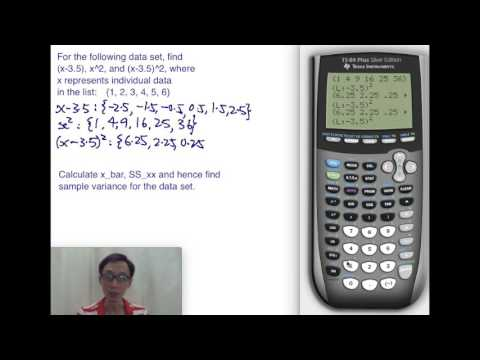 Cool TI-84 List Operations