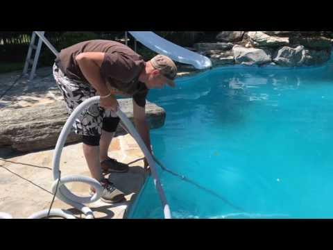 How To: Prime Pool Vacuum Hose