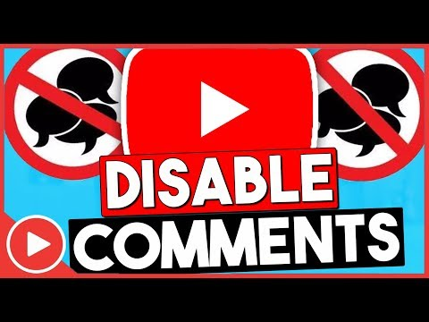 How To Disable Comments On YouTube 2019 (EASY)
