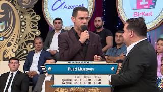 2-ci günün ilk səsverməsi - Fuad Musayev