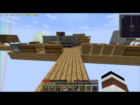 How To Build a Tinkers Constuct Smeltery  |  Sky Factory