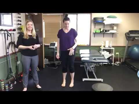 We explore flossing the ankle to improve range of motion