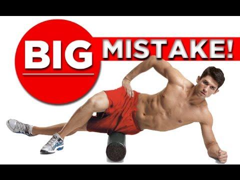 Foam Roller Mistake! (Watch BEFORE You Foam Roll)