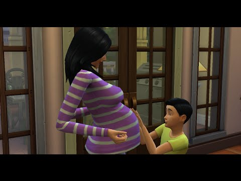 Sims 4 Pregnancy Cheat works!