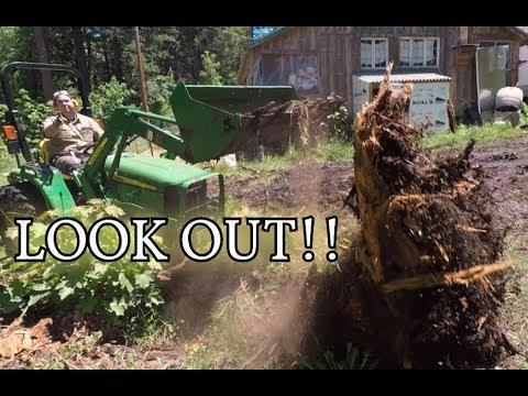 Future Garden Site Work