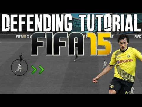 FIFA 15 Defending Tutorial | How to Defend the Speed Dribble & Better Tackles | Best FIFA 15 Guide