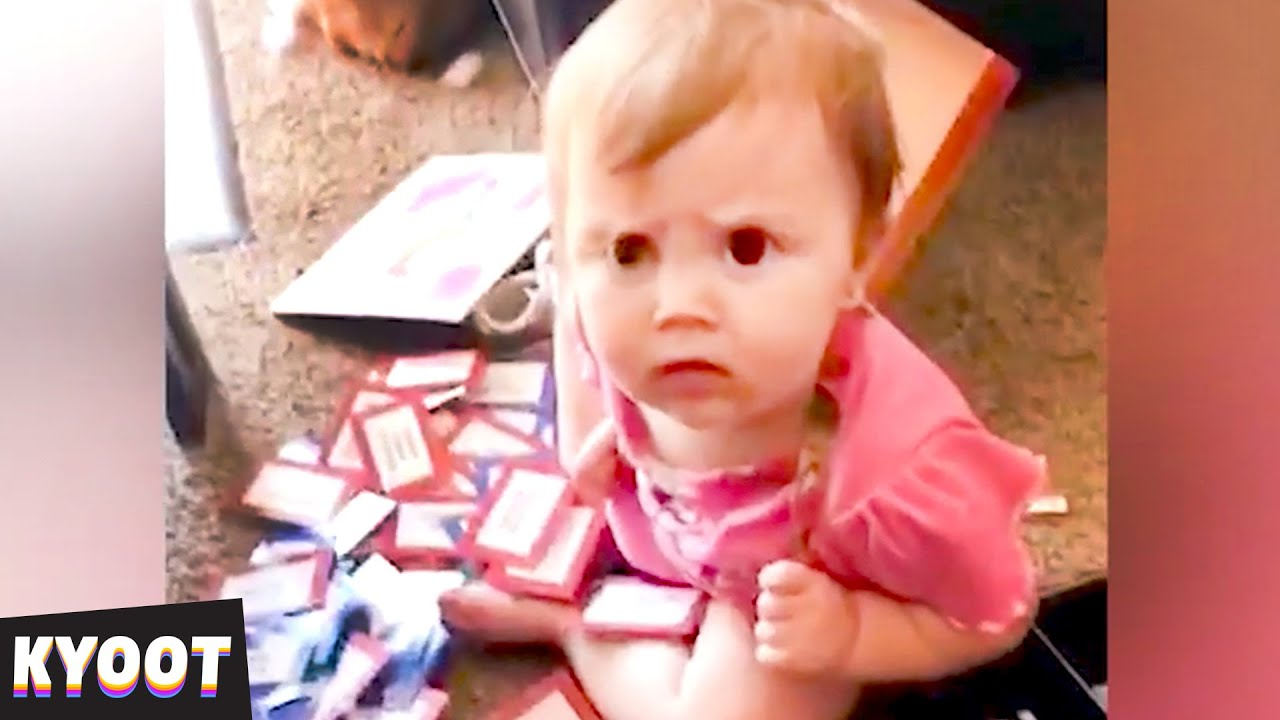 Don't Interrupt Her! 🤣 |! And Baby Cute Funny Moments