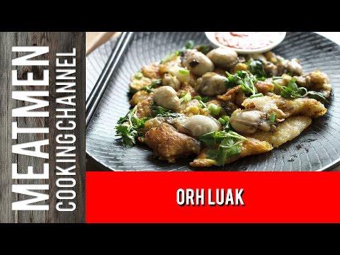 Oyster omelette - 耗煎