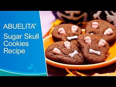 ABUELITA® Sugar Skull Cookies Recipe - Nestlé®