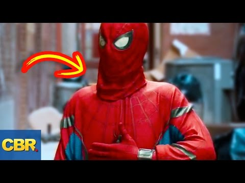 10 Secrets Behind Popular Superhero Costumes