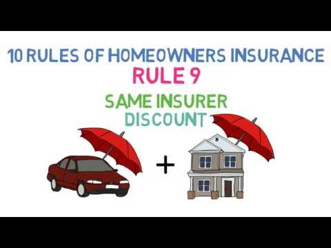 How to Get Homeowners Insurance (Home Buying 5/6)