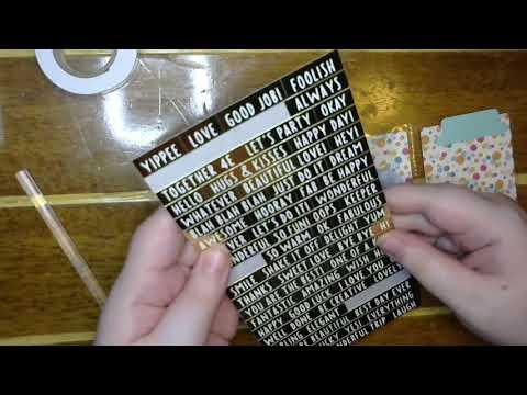 Lake Trip Mini Pocket Letter
