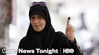 Iraq Elections & The Other American Hostages: VICE News Tonight Full Episode (HBO)